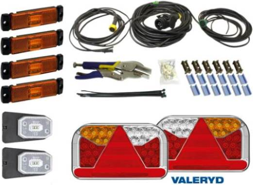 Прочитајте повеќе за Електричен систем и осветлување на приколка